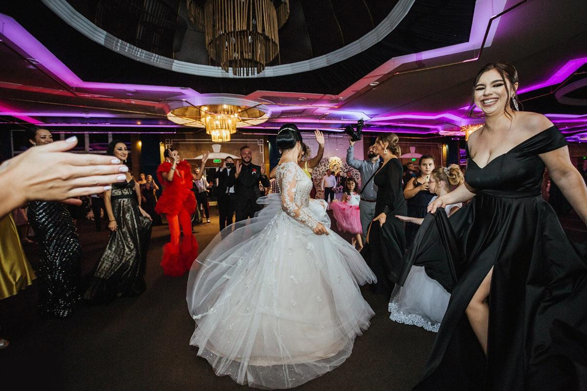 Nunta Botez Salon Ballroom Evenimente Corporate Party Birthday Aniversare Bucuresti - Jubile The Ballroom